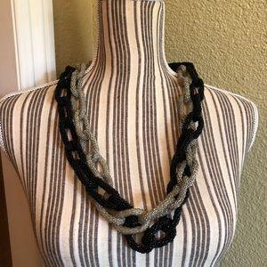 VNTG statement necklace #166